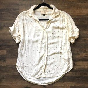 Universal Thread Short Sleeve Button Down Shirt